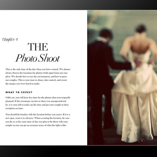 A Guide to Photographing Your First Wedding
