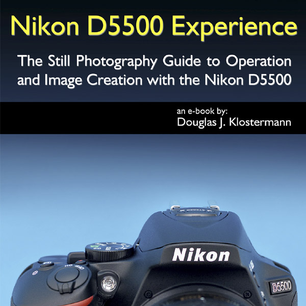 Learn the Nikon D5500 By Heart, for Better Photography